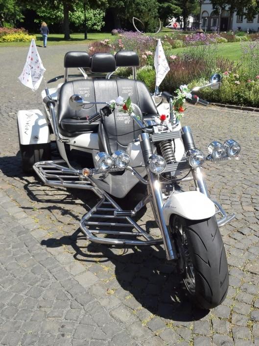 Hochzeits-Trike