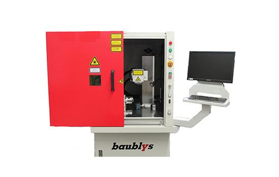 Maschine laser-baublys-bl