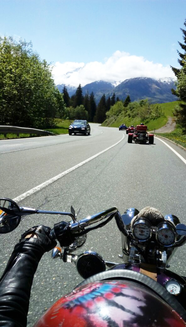 Trike Tour