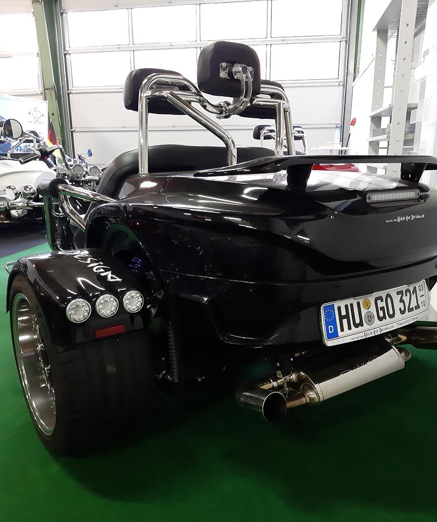 HUGO 321